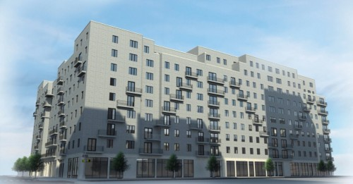 MRC Upsized Bed-stuy Condo Construction Loan  By $100M