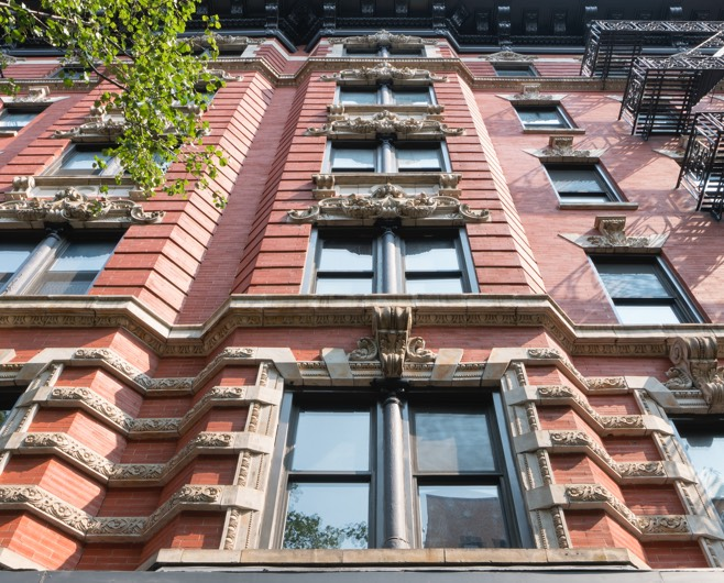 Real Estate Equity Firm Case Study:68-74 Thompson Street, New York